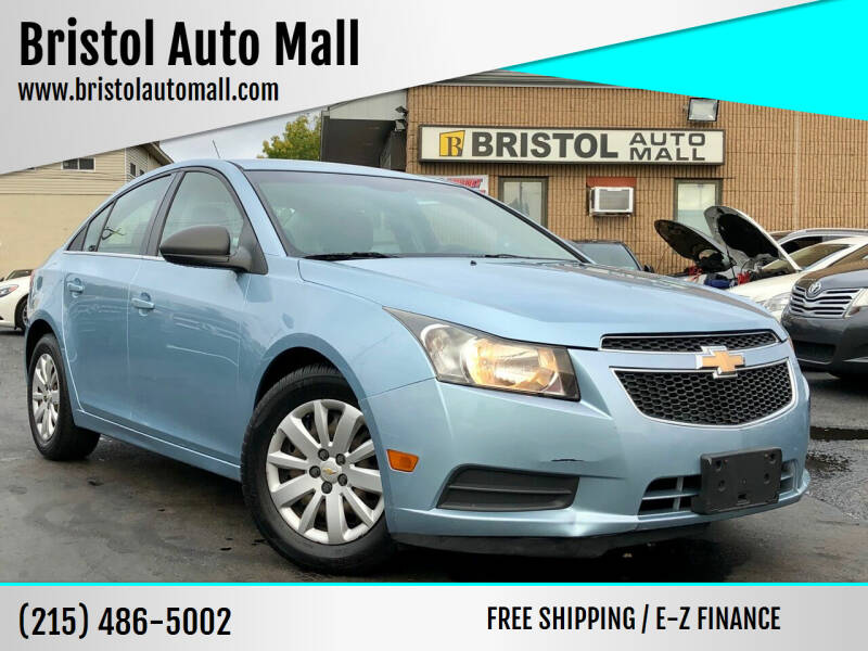 2011 Chevrolet Cruze for sale at Bristol Auto Mall in Levittown PA