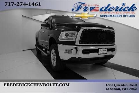 2014 RAM Ram Pickup 2500 for sale at Lancaster Pre-Owned in Lancaster PA