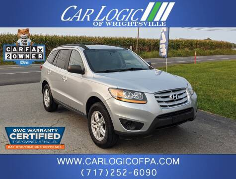2010 Hyundai Santa Fe for sale at Car Logic in Wrightsville PA