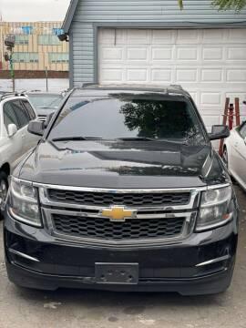 2015 Chevrolet Suburban for sale at MOUNT EDEN MOTORS INC in Bronx NY