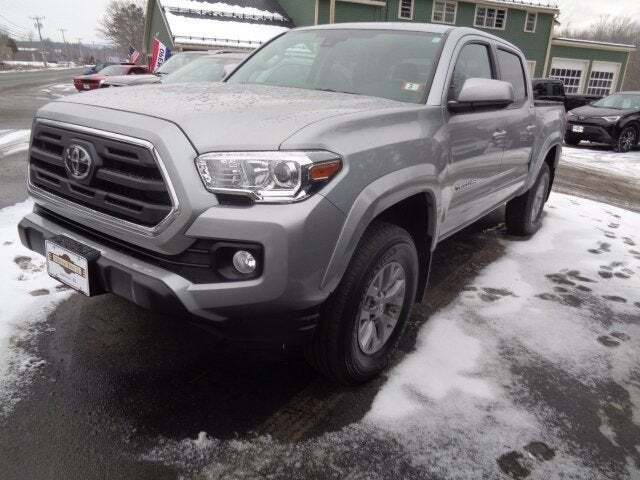 2019 Toyota Tacoma for sale at SCHURMAN MOTOR COMPANY in Lancaster NH