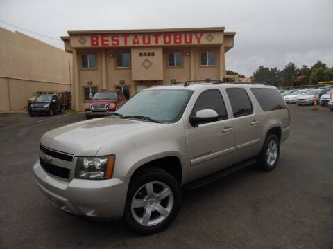2008 Chevrolet Suburban for sale at Best Auto Buy in Las Vegas NV