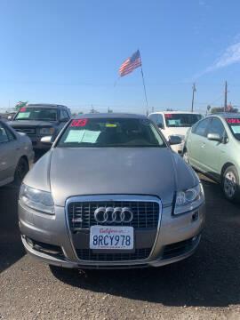 2006 Audi A6 for sale at Premier Auto Sales in Modesto CA