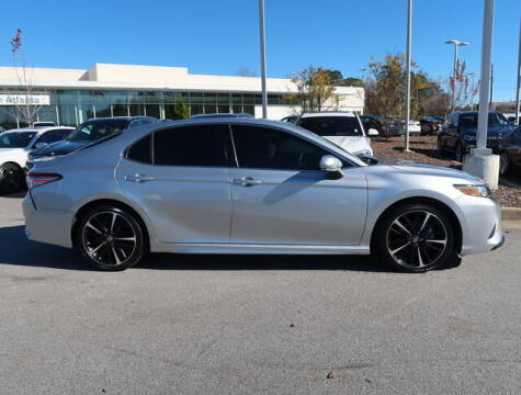2018 Toyota Camry for sale at Southern Auto Solutions - BMW of South Atlanta in Marietta GA
