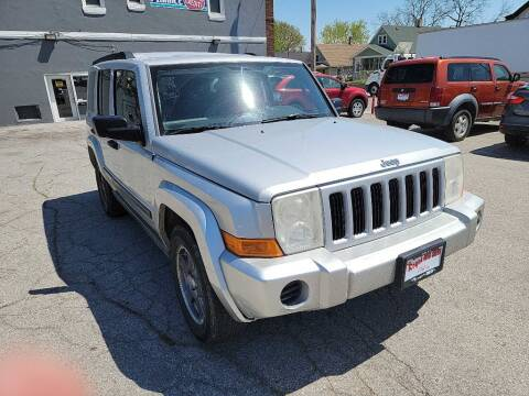 2006 Jeep Commander for sale at ROYAL AUTO SALES INC in Omaha NE