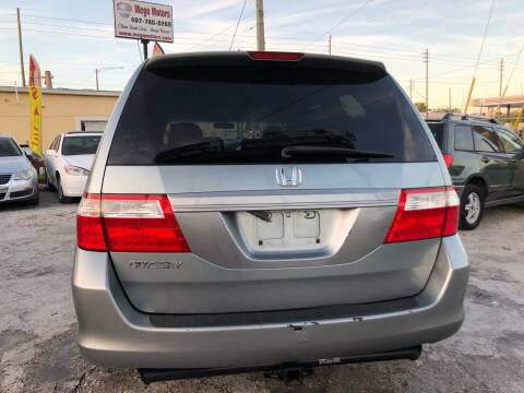 2006 Honda Odyssey for sale at Mego Motors in Orlando FL