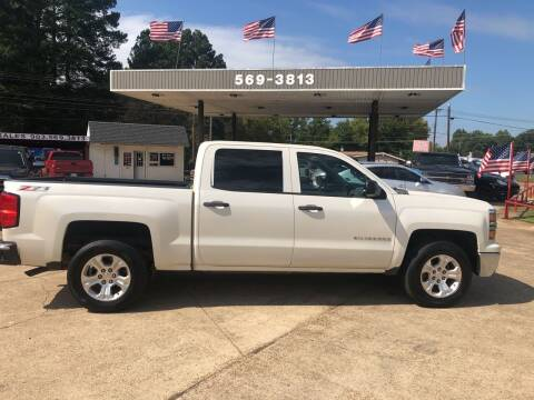 2014 Chevrolet Silverado 1500 for sale at BOB SMITH AUTO SALES in Mineola TX
