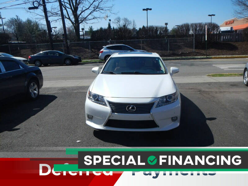 2013 Lexus ES 350 for sale at 103 Auto Sales in Bloomfield NJ