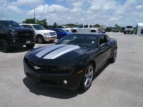 2010 Chevrolet Camaro for sale at CARWIN MOTORS in Katy TX