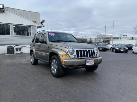 2007 Jeep Liberty for sale at 355 North Auto in Lombard IL