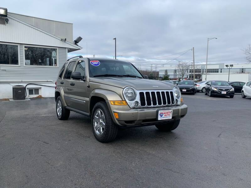 2007 Jeep Liberty for sale at 355 North Auto in Lombard IL