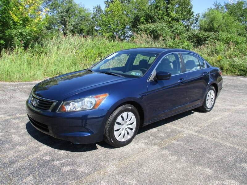 2010 Honda Accord for sale at Action Auto Wholesale - 30521 Euclid Ave. in Willowick OH