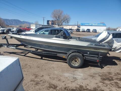1988 Javelin Boat for sale at PYRAMID MOTORS - Fountain Lot in Fountain CO