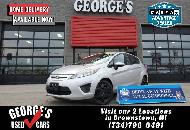 2012 Ford Fiesta for sale at George's Used Cars - Pennsylvania & Allen in Brownstown MI