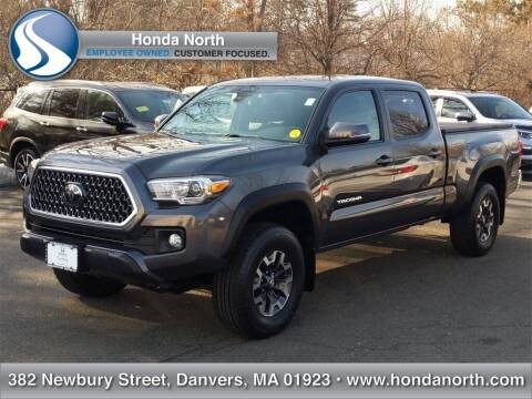 2018 Toyota Tacoma for sale at 1 North Preowned in Danvers MA