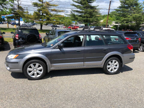 2009 Subaru Outback for sale at Matrone and Son Auto in Tallman NY