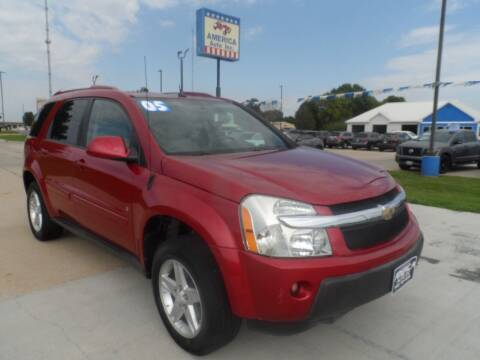2006 Chevrolet Equinox for sale at America Auto Inc in South Sioux City NE