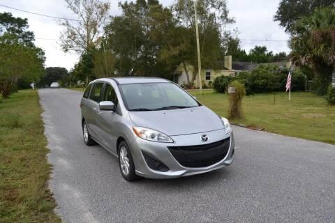 2012 Mazda MAZDA5 for sale at Car Bazaar in Pensacola FL