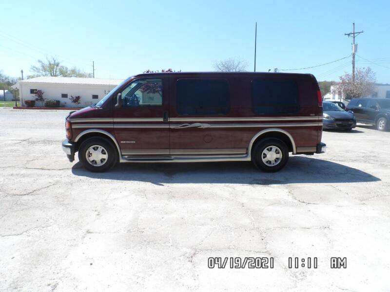1998 GMC Savana Cargo for sale at Town and Country Motors in Warsaw MO