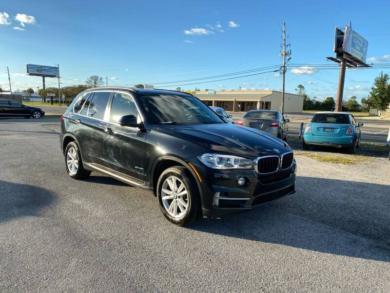 2014 BMW X5 for sale at Lucky Motors in Panama City FL