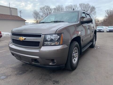 2012 Chevrolet Tahoe for sale at MIDWEST CAR SEARCH in Fridley MN