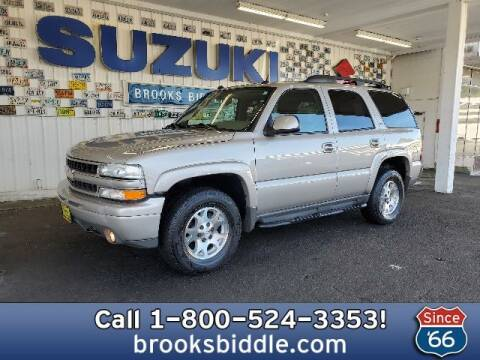 2005 Chevrolet Tahoe for sale at BROOKS BIDDLE AUTOMOTIVE in Bothell WA