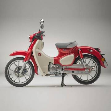 2020 Honda C125 SUPER CUB for sale at Honda West in Dickinson ND