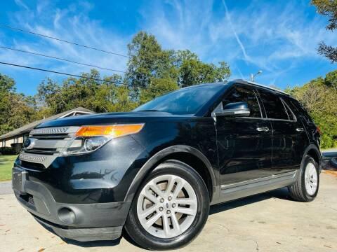 2013 Ford Explorer for sale at E-Z Auto Finance in Marietta GA