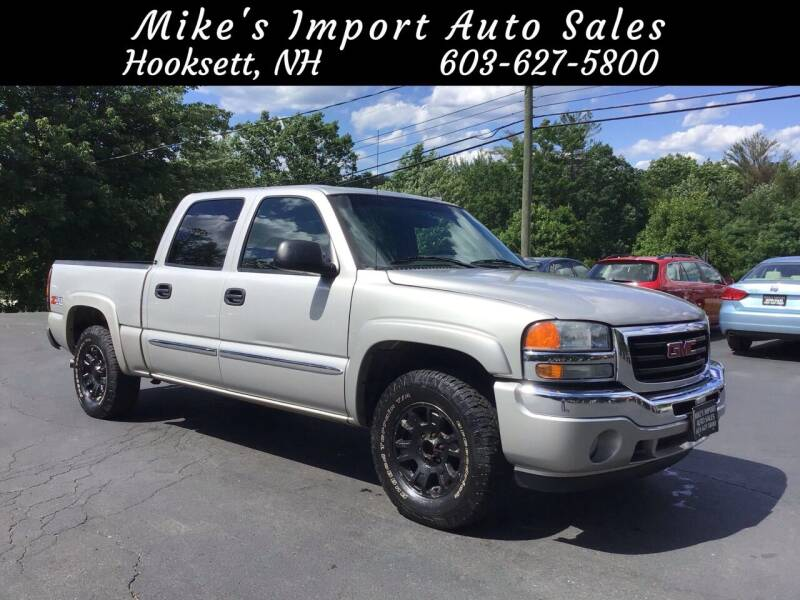 2007 GMC Sierra 1500 Classic for sale at Mikes Import Auto Sales INC in Hooksett NH