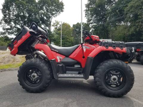 2013 Polaris Sportsman 550 2UP for sale at WILKINS MOTORSPORTS in Brewster NY