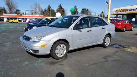 2006 Ford Focus for sale at Good Guys Used Cars Llc in East Olympia WA