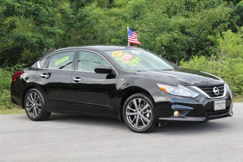 2018 Nissan Altima for sale at McMinn Motors Inc in Athens TN