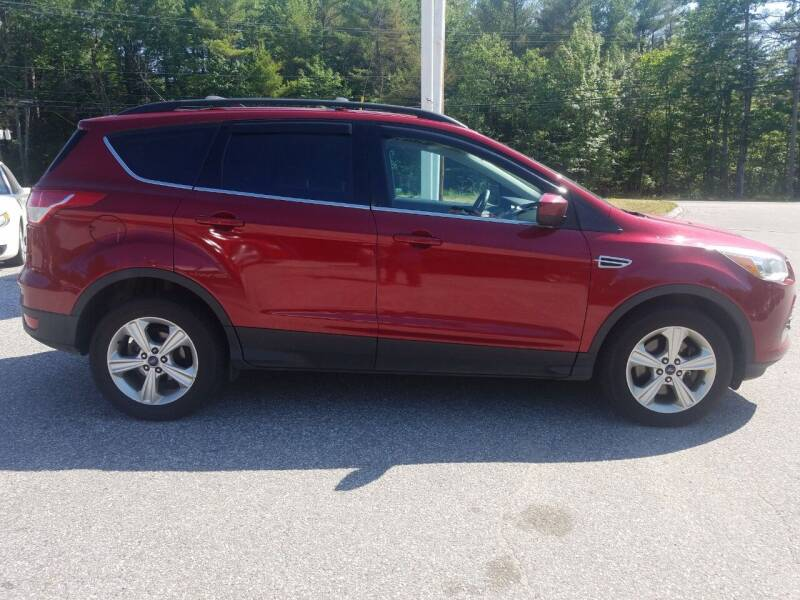 2013 Ford Escape for sale at Lewis Auto Sales in Lisbon ME