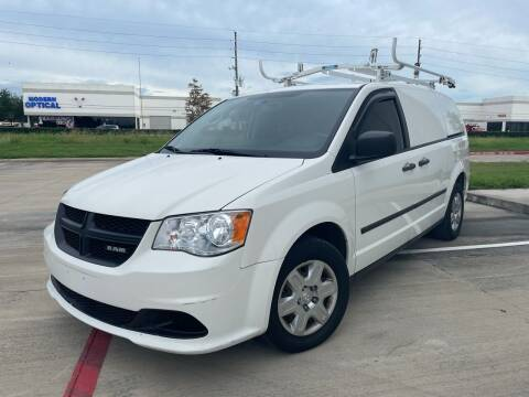 2013 RAM C/V for sale at TWIN CITY MOTORS in Houston TX