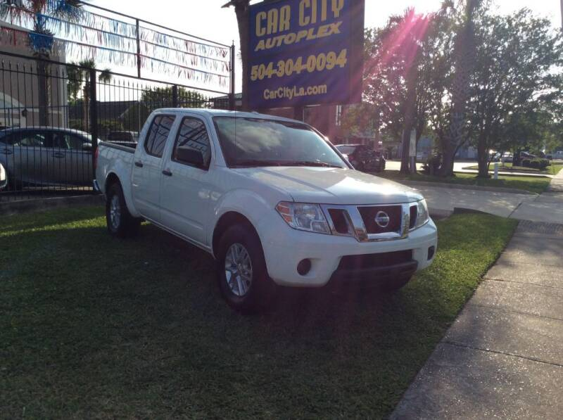 2016 Nissan Frontier for sale at Car City Autoplex in Metairie LA