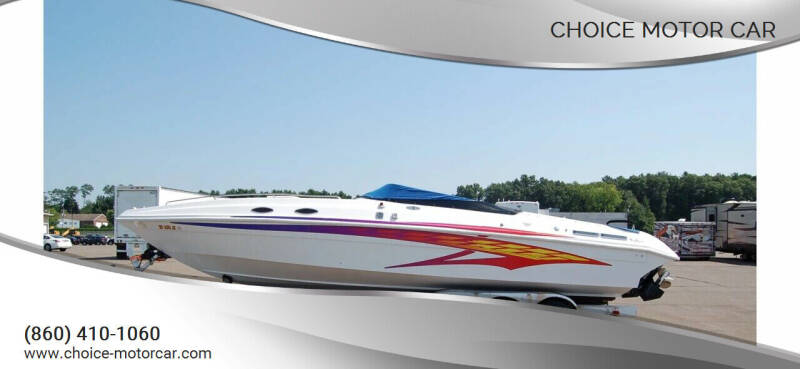 2005 EMERALD 3300 OFFSHORE for sale at Choice Motor Car in Plainville CT