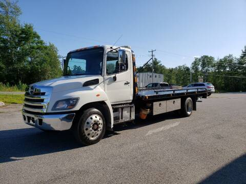 2015 Hino 258A for sale at GRS Auto Sales and GRS Recovery in Hampstead NH
