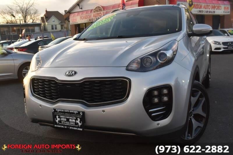 2018 Kia Sportage for sale at www.onlycarsnj.net in Irvington NJ