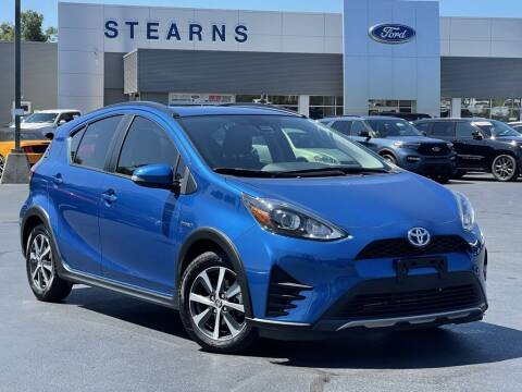 2018 Toyota Prius c for sale at Stearns Ford in Burlington NC