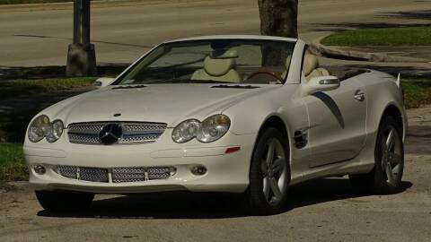 2005 Mercedes-Benz SL-Class for sale at Premier Luxury Cars in Oakland Park FL
