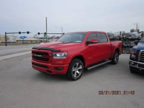 2020 RAM Ram Pickup 1500 for sale at Bitner Motors in Pittsburg KS