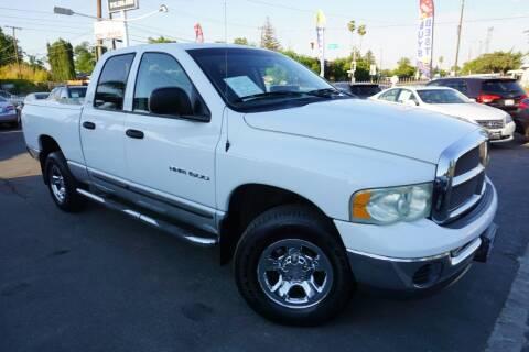 2002 Dodge Ram Pickup 1500 for sale at Industry Motors in Sacramento CA