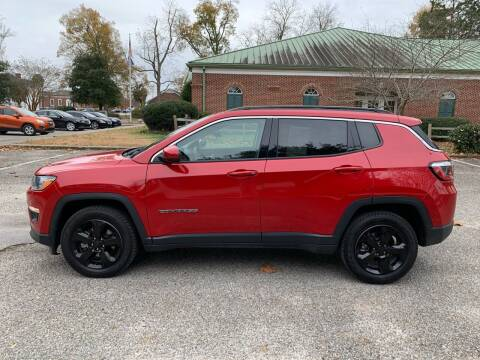 2018 Jeep Compass for sale at Auddie Brown Auto Sales in Kingstree SC
