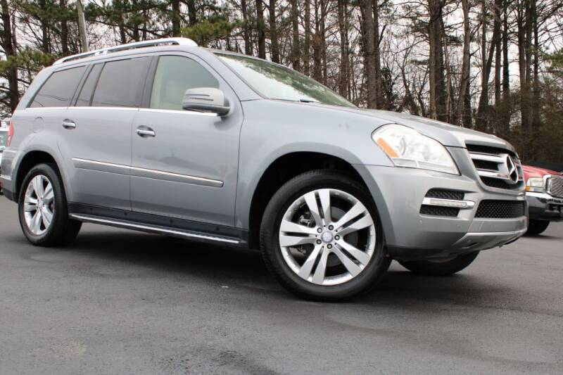 2012 Mercedes-Benz GL-Class for sale in Norcross, GA