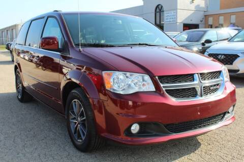 2017 Dodge Grand Caravan for sale at SHAFER AUTO GROUP in Columbus OH