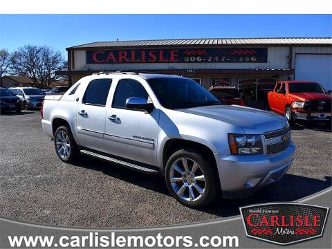 2013 Chevrolet Avalanche for sale at Carlisle Motors in Lubbock TX