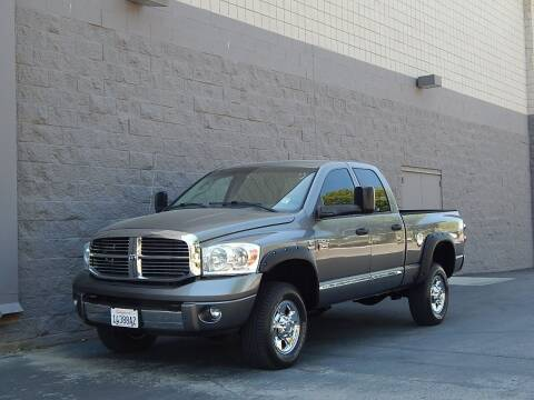 2007 Dodge Ram Pickup 2500 for sale at Gilroy Motorsports in Gilroy CA