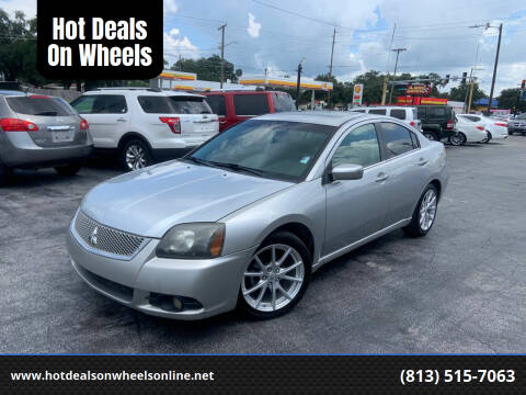 2011 Mitsubishi Galant for sale at Hot Deals On Wheels in Tampa FL
