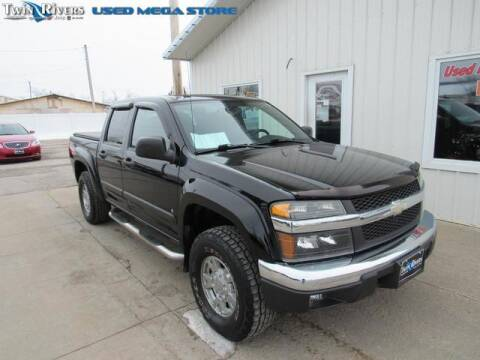 2008 Chevrolet Colorado for sale at TWIN RIVERS CHRYSLER JEEP DODGE RAM in Beatrice NE