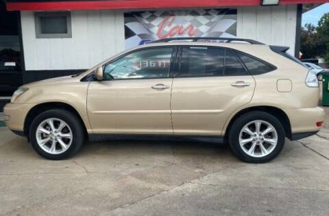 2009 Lexus RX 350 for sale at Car Country in Victoria TX